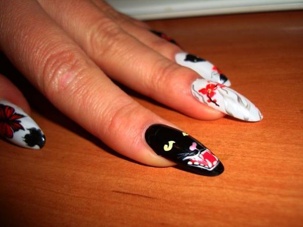 Учеба дизайну ногтей