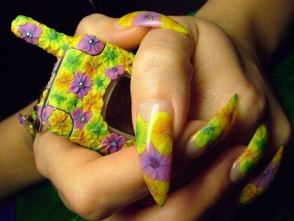 Купить дешевые лаки для ногтей